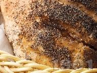 Смокинови хлебчета с мак